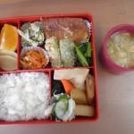 今週のお弁当(大賀郷)